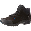 Haglöfs M's Ridge Mid GT Shoes TRUE BLACK/GALE BLUE